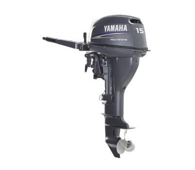 Лодочный мотор Yamaha F15 CEHS 15 л.с.