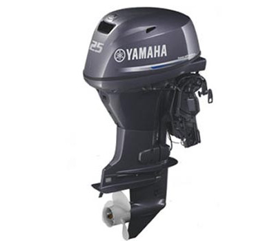 Лодочный мотор Yamaha F25 DES 25 л.с.