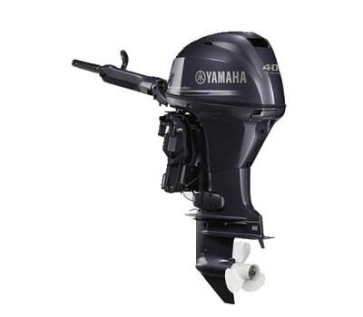 Лодочный мотор Yamaha F40 FETS 40 л.с.