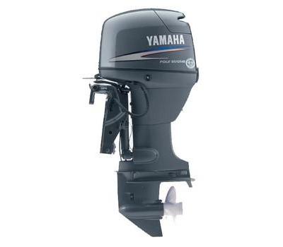 Лодочный мотор Yamaha F50 DETL 50 л.с.