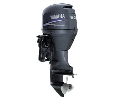 Лодочный мотор Yamaha F50 HETL 50 л.с.