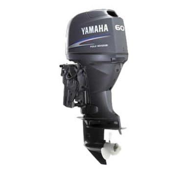 Лодочный мотор Yamaha F60 FETL 60 л.с.