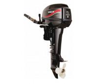 Лодочный мотор 2-х тактный HDX T 15 BMS R-Series