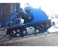 Мотобуксировщик Pomor L-500 K (катки)