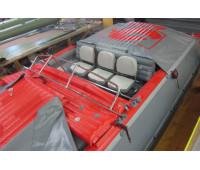 Надувной моторный катамаран Ротан Р750