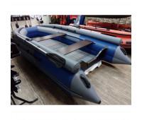 Надувная лодка REEF SKAT 450 S нд с интегрированным ФАЛЬШБОРТОМ