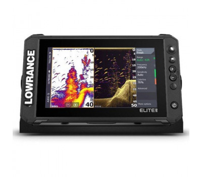 Lowrance Elite FS 9 Active-Imaging 3-in-1
