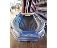 Надувная лодка  REEF SKAT 370 S нд пластиковый транец С ФАЛЬШБОРТОМ