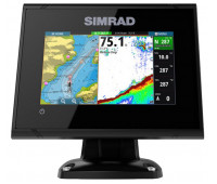 Картплоттер Simrad GO5 XSE Totalscan