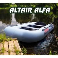 лодки Altair серия ALFA