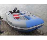 Надувная лодка Angler REEF Тритон 360НД