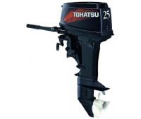 Лодочный мотор TOHATSU 2-х тактный M 25 HS
