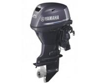 Лодочный мотор Yamaha 4х-тактный F25 DES