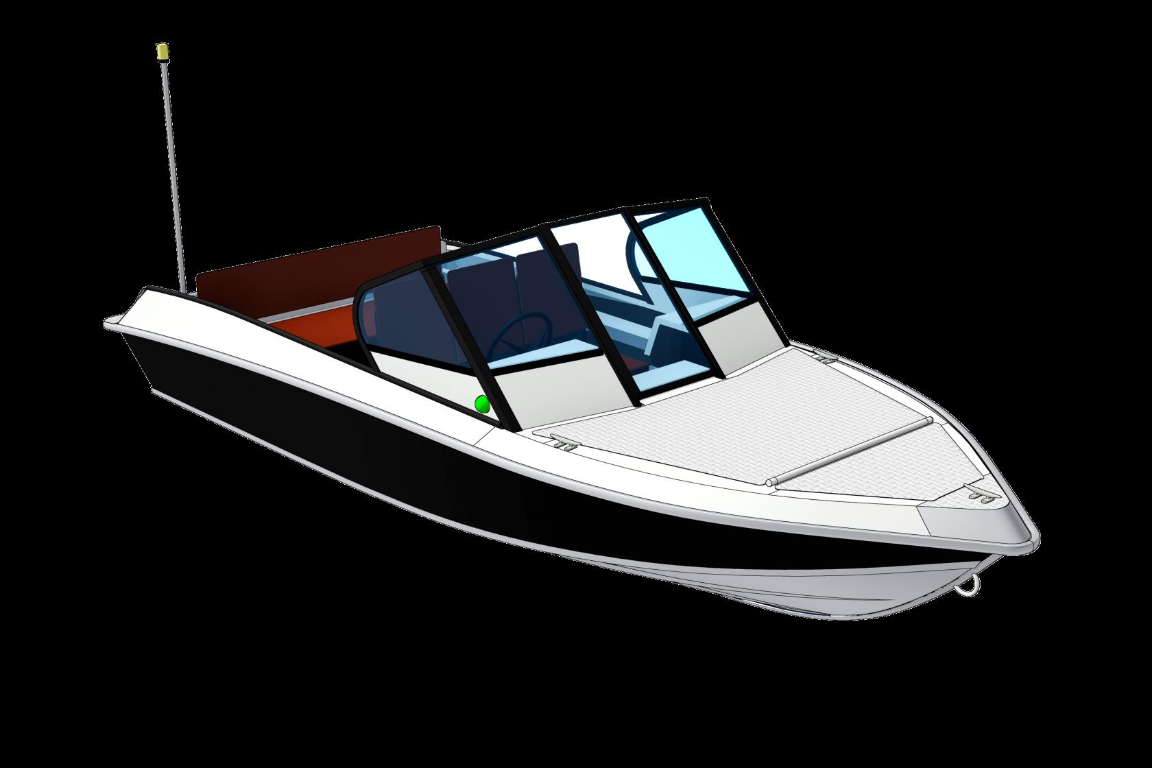 Трансформер с носовой палубой-крышкой (BowDeck Transformer)